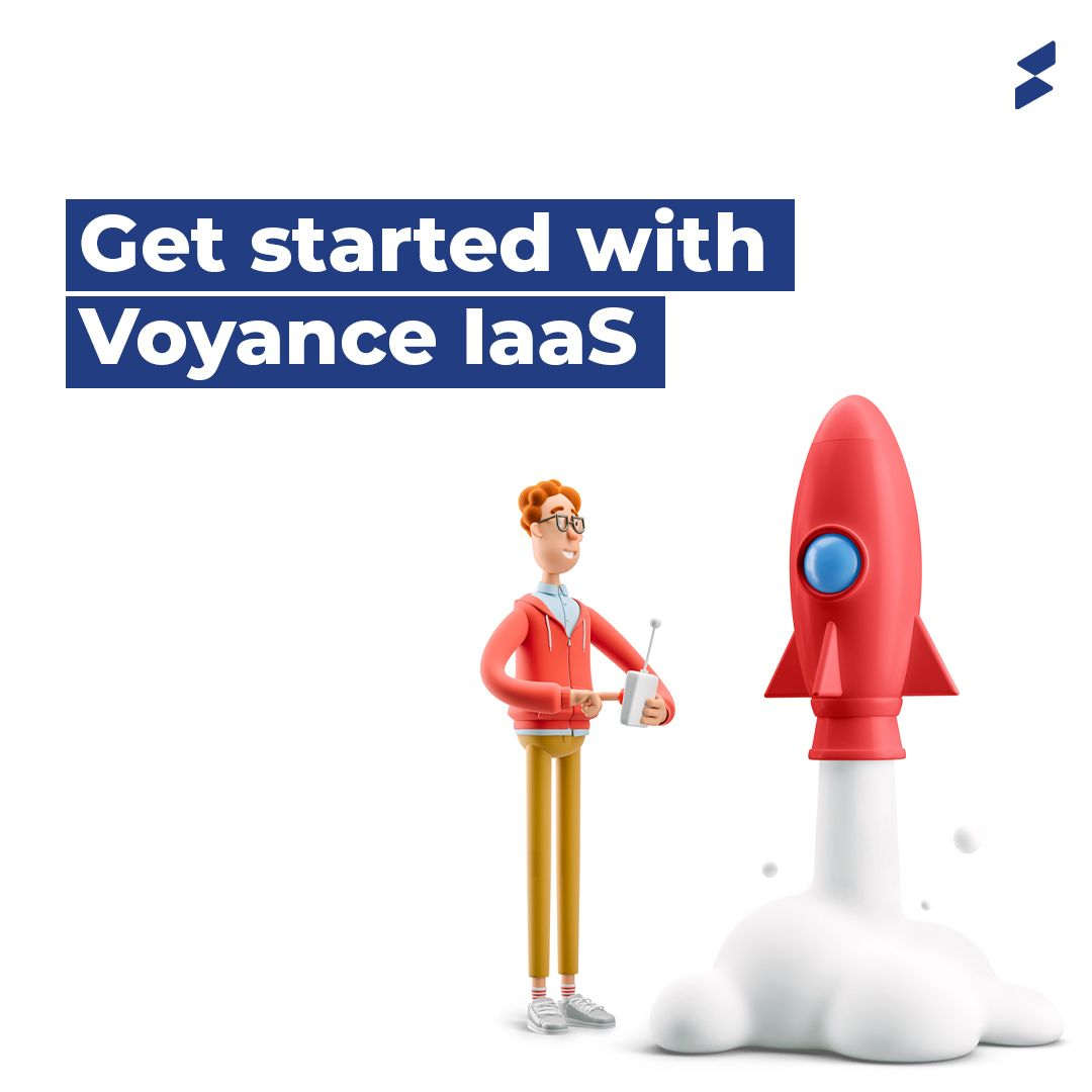 Get started with Voyance IaaS