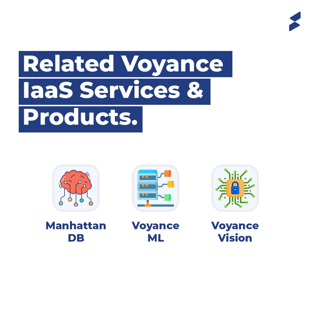 Related Voyance IaaS Services
